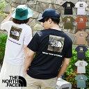 送料無料 ノースフェイス Tシャツ メンズ 半袖 THE NORTH FACE ショートスリーブ スクエア カモフラージュ ティー S/S…