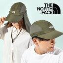 送料無料 ザ・ノースフェイス キャップ メンズ レディース THE NORTH FACE Sunshield Cap サンシールド キャップ UVカ…