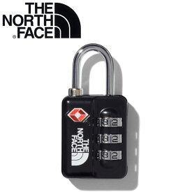 ゆうパケット対応! ザ・ノースフェイス 鍵 THE NORTH FACE TSA ロック TNF TSA Lock 3桁ダイヤル式 鍵 2021春夏新作 nn32113