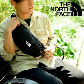 送料無料 ザ・ノースフェイス バッグ THE NORTH FACE SWEEP スウィープ ボディバッグ ヒップバッグ ウエストポーチ ウエストバッグ 4リットル アウトドア バッグ ポーチ メンズ レディース NM71904 ザ ノースフェイス ブラック 黒