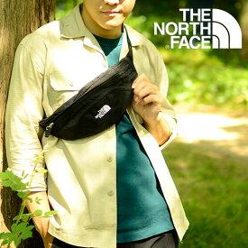 ザ・ノースフェイス ウエストバッグ THE NORTH FACE GRANULE グラニュール ヒップバッグ ウエストポーチ 1.5リットル アウトドア キャンプ バッグ ポーチ NM71905 ブラック 黒 ボディバッグ ボディーバッグ ヒップバッグ