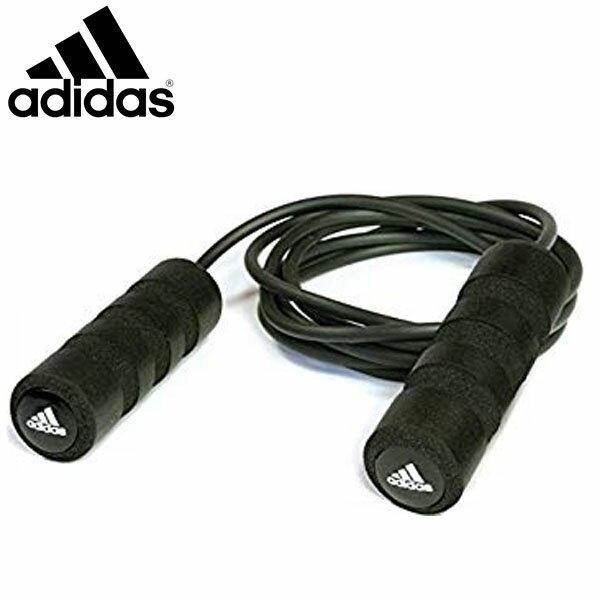 アディダス adidas スピードロープ 縄跳び なわとび 大人用 スピードトレーニング トレーニング ダイエット フィットネス 練習 アスリート