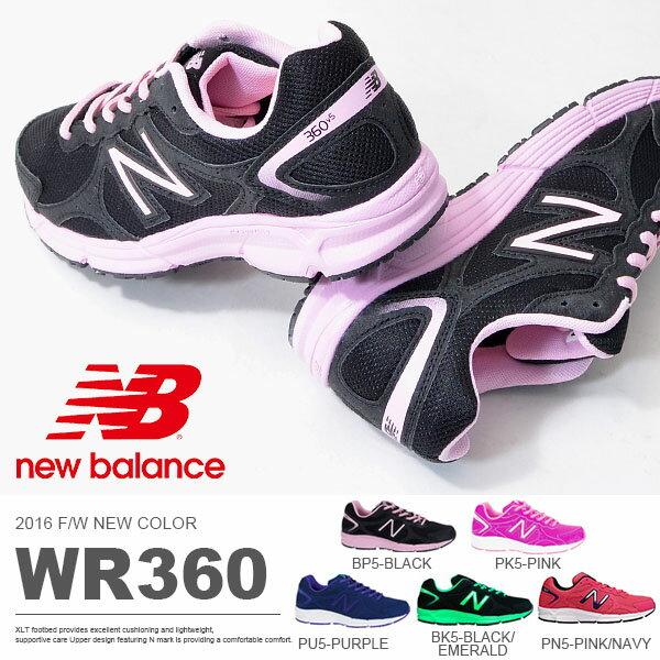 ランニングシューズ ニューバランス new balance WR360 レディース 初心者 トレーニング ウォーキング シューズ 靴 得割25