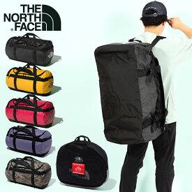 送料無料 ザ・ノースフェイス リュックサック 大容量 95リットル THE NORTH FACE BC DUFFEL L ベースキャンプ ダッフル ボストンバッグ ショルダーバッグ 旅行 nm82078 バックパック リュックサック ザ ノースフェイス 2021春夏新色