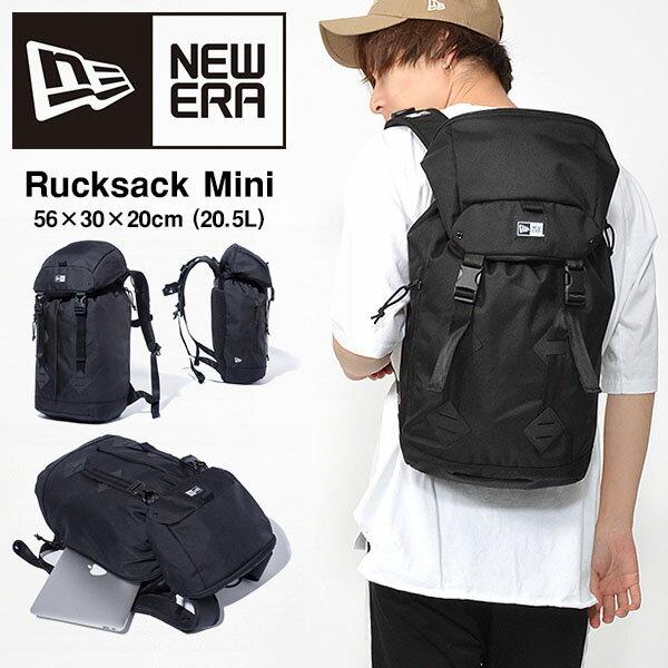送料無料 ニューエラ NEW ERA Rucksack Mini ラックサック ミニ バックパック リュックサック リュック デイパック メンズ レディース 鞄 カバン バッグ かばん BAG 20.5L 20%off