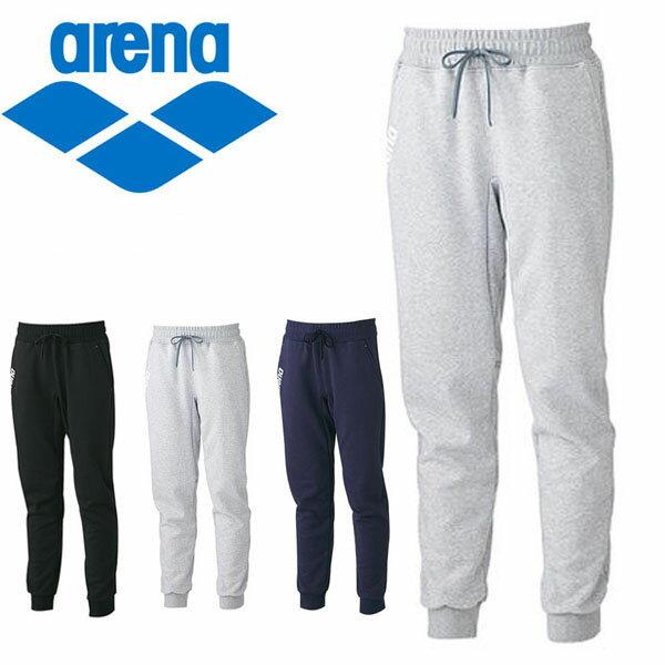アリーナ arena スウェットパンツ メンズ ロングパンツ スポーツウェア 水泳 スイミング ウェア スエット ARN-5301P