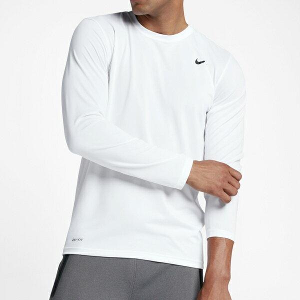 ナイキ NIKE メンズ ドライフィット レジェンド L/S Tシャツ 長袖 トレーニングシャツ スポーツウェア ランニング ジョギング ジム トレーニング フィットネス スポーツ シャツ ウェア 2017秋新色 21%off