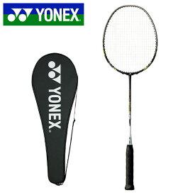 バドミントンラケット ヨネックス YONEX マッスルパワー9ロング 10mmロング バドミントン ラケット ケース付き 初心者 入門 クラブ 部活 練習 レジャー用 MP9LG 得割20 【あす楽対応】