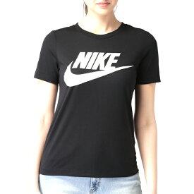 半額 50%off 半袖 Tシャツ ナイキ NIKE レディース エッセンシャル TEE シャツ ビッグロゴ ロゴ プリント 半袖Tシャツ スポーツ カジュアル スポカジ 829748