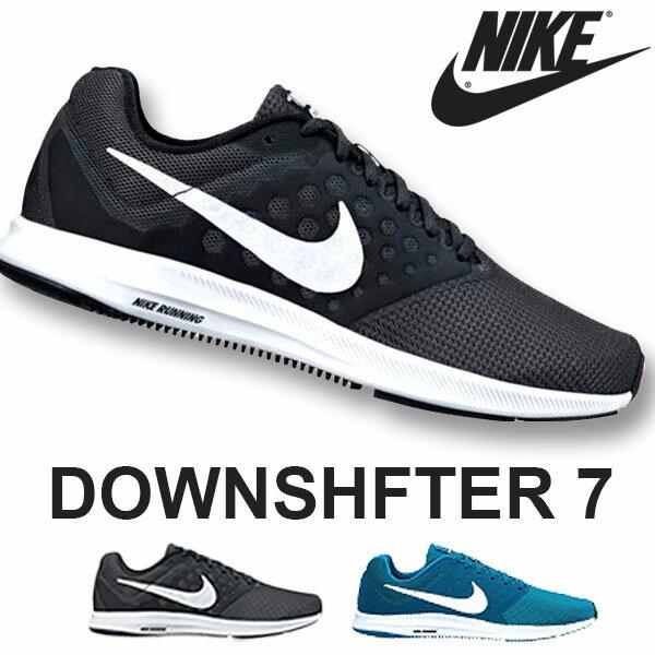 軽量 ランニングシューズ ナイキ NIKE メンズ レディース ダウンシフター 7 DOWNSHIFTER ランニング ジョギング マラソン シューズ 靴 運動靴 スニーカー 852459 2018春新色