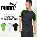 半袖 プラクティスシャツ プーマ PUMA メンズ IT EVOTRG SS トレーニング Tシャツ トレーニングシャツ スポーツウェア…