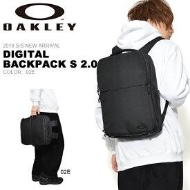 送料無料 バックパック OAKLEY オークリー メンズ 17L 耐水 リュックサック デイパック ザック バッグ アウトドア スポーツ 通勤 通学 日本正規品 得割20