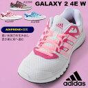 ランニングシューズ アディダス adidas Galaxy 2 4E W ギャラクシー レディース スーパーワイド 幅広 初心者 マラソン ジョギング シューズ 靴 ランシュー AQ2898 AQ28