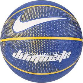 バスケットボール ナイキ NIKE ドミネート 8P 7号 5号 バスケット ボール バスケ 屋外 アウトドア クラブ 部活 練習 トレーニング 25%off bs3004