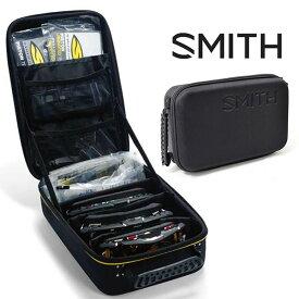 送料無料 スノーゴーグル SMITH OPTICS スミス GOGGLE CARRIER MX ゴーグルキャリアー スノボ スノー ゴーグル ケース ギア 日本正規品 10%off