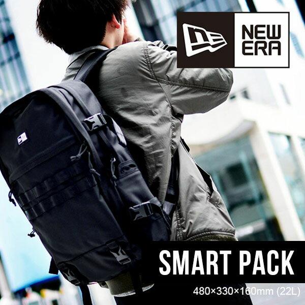 送料無料 ニューエラ NEW ERA SMART PACK スマートパック バックパック リュックサック リュック デイパック メンズ レディース 鞄 カバン バッグ かばん BAG 22L 20%off