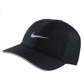 ランニングキャップ ナイキ NIKE ラン フェザーライト キャップ メンズ レディース 帽子 CAP ジョギング ウォーキング レジャー スポーツ 熱中症対策 日射病予防 2019秋新色 20%OFF AR1998
