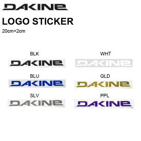 ゆうパケット対応可能! DAKIN ダカイン ロゴ カッティング ステッカー 20cm×2cm MIDIUM シール カッティングシート サーフ サーフィン スノーボード スノボ スケートボード スケボー