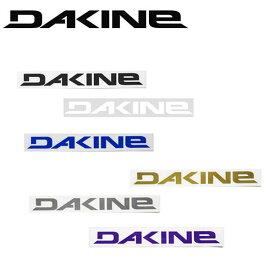 ゆうパケット対応可能! DAKINE ダカイン ロゴ カッティング ステッカー 30cm×3cm LARGE シール カッティングシート サーフ サーフィン スノーボード スノボ スケートボード スケボー