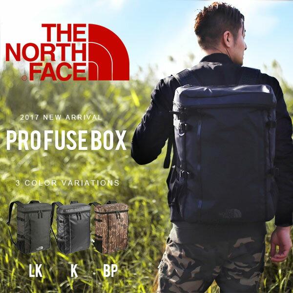 送料無料 ザ・ノースフェイス THE NORTH FACE プロヒューズボックス PRO FUSE BOX 30L バッグ デイパック リュック ザック バックパック 2017秋冬新色 NM81452 ザ ノースフェイス 15%off