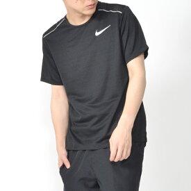 半袖 Tシャツ ナイキ NIKE メンズ DRI-FIT マイラー S/S トップ トレーニングシャツ ランニングシャツ スポーツウェア ランニング ジョギング ジム AJ7566 2020春新色 22%OFF