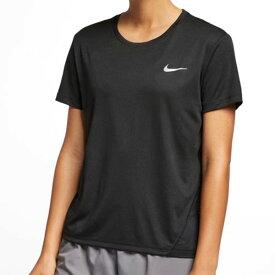 半袖 Tシャツ ナイキ NIKE レディース ナイキ ウィメンズ マイラー S/S トップ ワンポイント ランニングシャツ トレーニングシャツ スポーツウェア ランニング ジョギング 2020春新色 22%OFF AJ8122