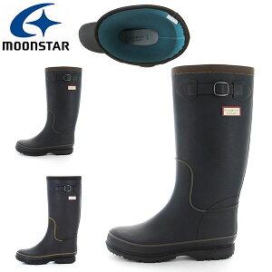 送料無料 レインブーツ ムーンスター MoonStar レディース ヒロミチナカノ HN L016R レイン ブーツ 長靴 雨靴 長ぐつ レインシューズ シューズ 靴 HN-L016R