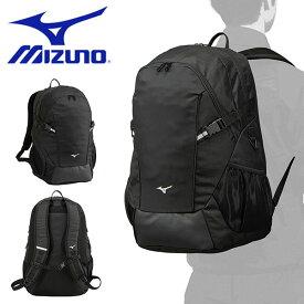 送料無料 バックパック ミズノ MIZUNO リュックサック バッグ 40L シューズ収納可能 メンズ レディース キッズ ジュニア 子供 サッカー フットサル 33JD0101 得割24