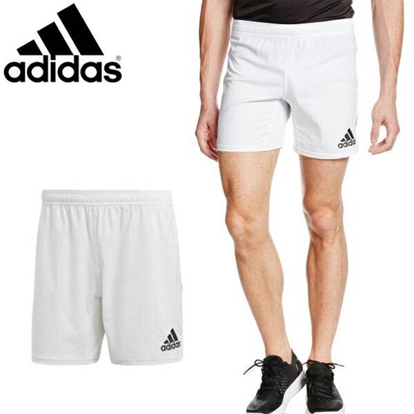 アディダス adidas ラグビー 3ストライプショーツ メンズ ショートパンツ 短パン ラグビー トレーニング ウェア 練習 部活 クラブ 得割23