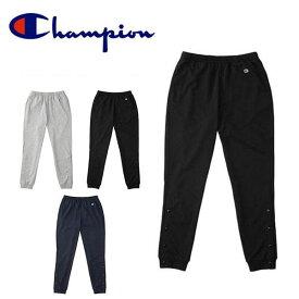 スウェットパンツ チャンピオン Champion メンズ レディース TEAM SWEAT PANTS ロングパンツ スエット トレーニング ウェア バスケットボール バスケ 練習 部活 クラブ 得割23 C3-LB293