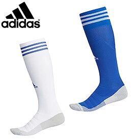 サッカーソックス アディダス adidas adiソックス 18 J 靴下 ソックス ハイソックス ストッキング ゲームソックス メンズ レディース キッズ サッカー フットボール フットサル 部活 クラブ 練習 試合 得割21 GOG32