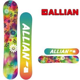 送料無料 ALLIAN アライアン 板 スノー ボード VIVIAN ミッド キャンバー レディース スノーボード 138 フリースタイル ウィンタースポーツ 婦人 35%off