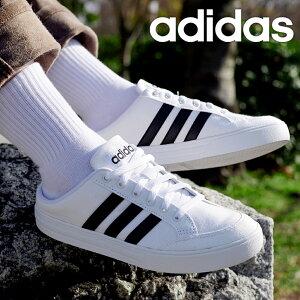送料無料 アディダス スニーカー レディース メンズ かかとなし adidas ADISET MULE U ミュール シューズ 靴 スリッポン サボ クロッグ サンダル FX4847 FX4848 FX4849 FX4850