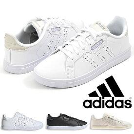 送料無料 スニーカー アディダス adidas レディース COURTPOINT CL X ローカット カジュアル シューズ 靴 FW3254 FW7384 FW7389