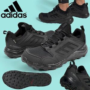 送料無料 アウトドアシューズ アディダス adidas メンズ TERREX AGRAVIC TR GTX GORE-TEX ゴアテックス アウトドア トレイル ランニング シューズ 靴 ブラック 黒 得割20 FW2690