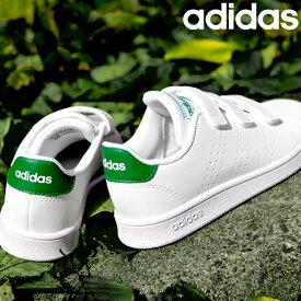 送料無料 キッズ スニーカー アディダス adidas ADVANCOURT C ジュニア 子供 アドバンコート 男の子 女の子 学校 通学 ベルクロ シューズ 靴 EF0221 EF0223 EF0222