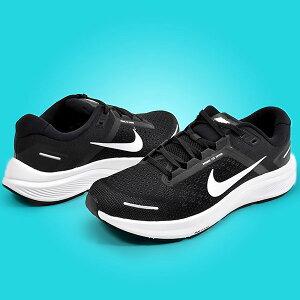送料無料 厚底 ランニングシューズ ナイキ NIKE メンズ エア ズーム ストラクチャー 23 ランニング ジョギング マラソン 運動靴 靴 シューズ トレーニング AIR ZOOM STRUCTURE ブラック 黒 CZ6720 【あ