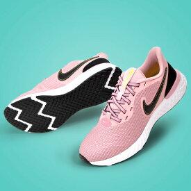 送料無料 ナイキ レディース ランニングシューズ NIKE ウィメンズ レボリューション 5 EXT ジョギング マラソン 運動靴 スニーカー シューズ トレーニング ピンク cz8590 2021春新作