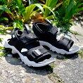 送料無料ナイキサンダルメンズレディースNIKEキャニオンサンダルストラップスポーツベルクロスニーカービーチサンダルビーサンスポサンシューズ靴CANYONSANDALブラック黒CI8797