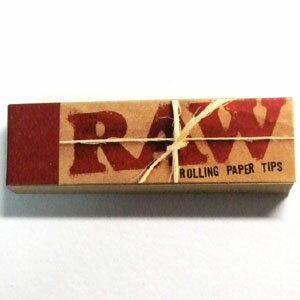 RAW TIP(ロウ チップ) 手巻きタバコ用 フィルターチップ
