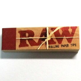 RAW TIP(ロウ チップ) 手巻きタバコ ペーパー用 フィルターチップ