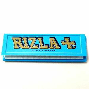 リズラ ブルー/Rizla Blue青 手巻きタバコ用 ペーパー 巻紙