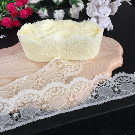 レース ブレード 刺繍 リボン 手作り 飾り 素材 装飾 手芸 素材 材料