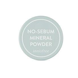 [国内発送][INNISFREE/イニスフリー] No Sebum Mineral Powder / ノーセバムミネラルパウダー リニューアル 韓国コスメ エリシャコイショップ SkinGarden/スキンガーデン