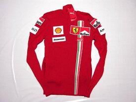 【送料無料】 フェラーリ 2007年 支給品 マルボロ版 上層部用 超高級 カシミア セーター プルオーバー メンズ S new 新品 (海外直輸入 F1 非売品グッズ)