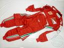 【送料無料】 フェラーリ 2013年 支給品 保護パッド付き クルー用 レーシングスーツ new 新品 (海外直輸入 F1 非売品グッズ)