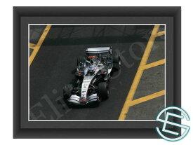 【メール便送料無料】キミ・ライコネン 2005年 マクラーレン F1 ブラジルGP A4サイズ 生写真 1(海外直輸入 F1 グッズ)