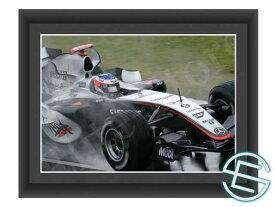 【メール便送料無料】キミ・ライコネン 2005年 マクラーレン F1 オーストラリアGP A4サイズ 生写真 1(海外直輸入 F1 グッズ)