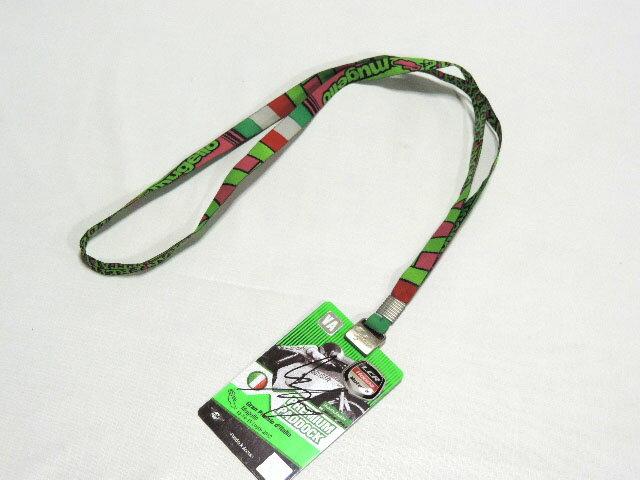 【送料無料】マルク・マルケス 直筆サイン入り 2012年 イタリアGP LCR・ホンダ 支給品 パドックパス(海外直輸入 F1 非売品USEDグッズ)