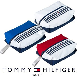 トミーヒルフィガー ゴルフ シューズケース THMG1SBP Tommy Hilfiger 送料無料 あす楽 あすつく